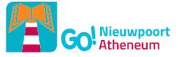 Logo GO Atheneum Nieuwpoort